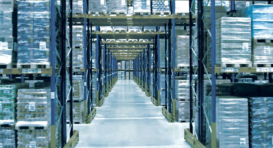 Rigterink Logistikgruppe Nordhorn - Warehouse Management