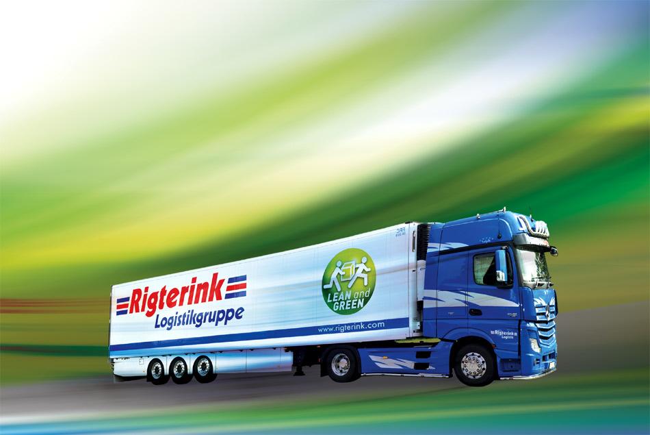 Rigterink Logistikgruppe Nordhorn - Lean & Green