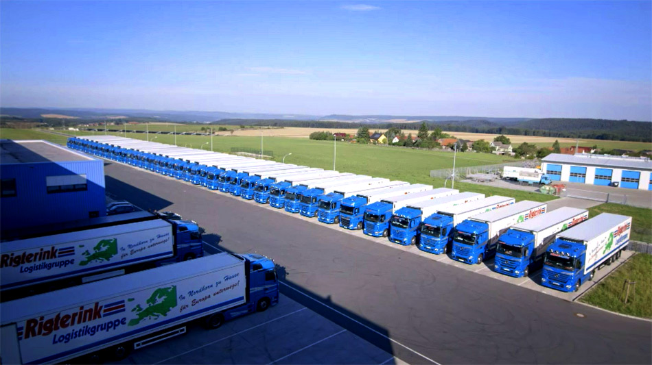 Rigterink Logistikgruppe Nordhorn - Supply Chain Management