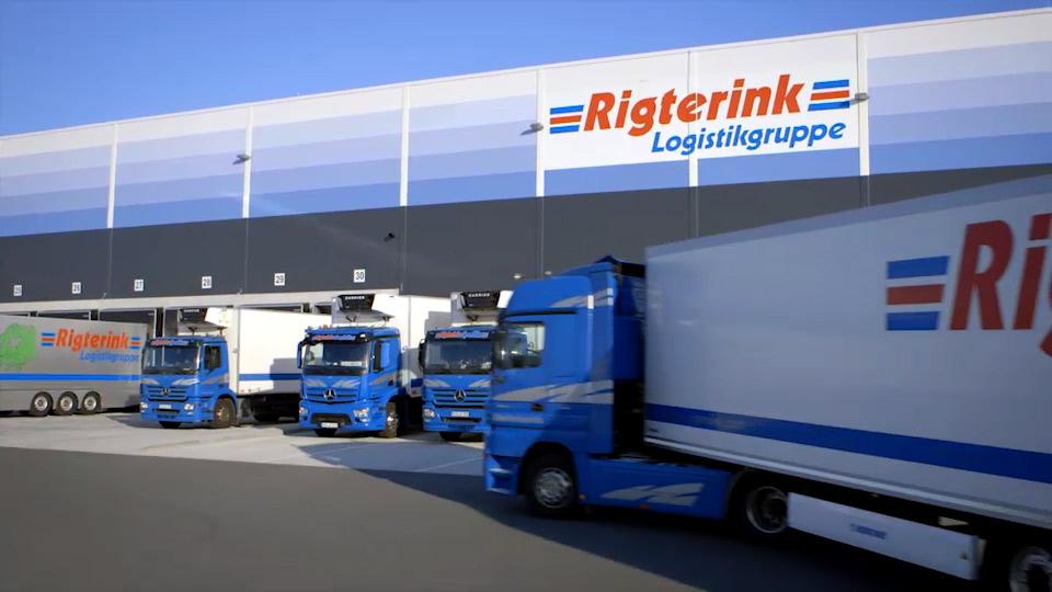 Rigterink Logistikgruppe Nordhorn - Das Unternehmen
