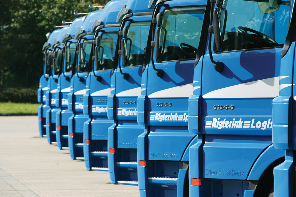 Rigterink Logistikgruppe Nordhorn - Transport & Distribution