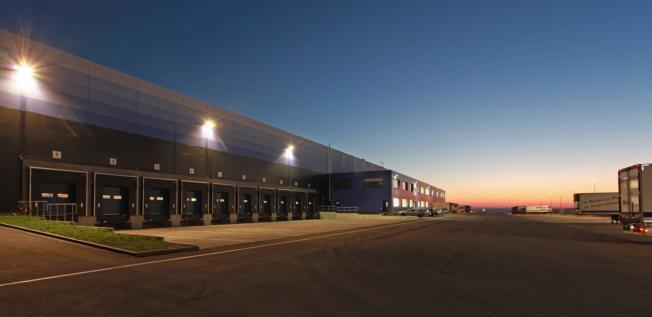 Rigterink Logistikgruppe Nordhorn - Standort Bollberg