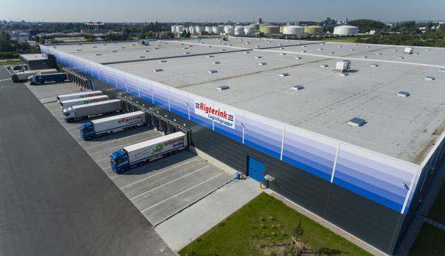 Rigterink Logistikgruppe Nordhorn - Standort Flörsheim