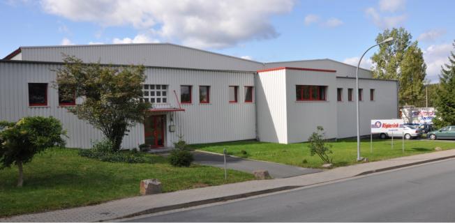 Rigterink Logistikgruppe Nordhorn - Standort Hermsdorf