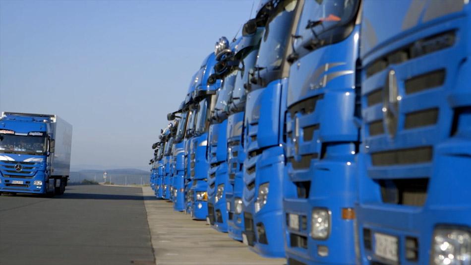 Rigterink Logistik, Spedition Nordhorn - Hubs