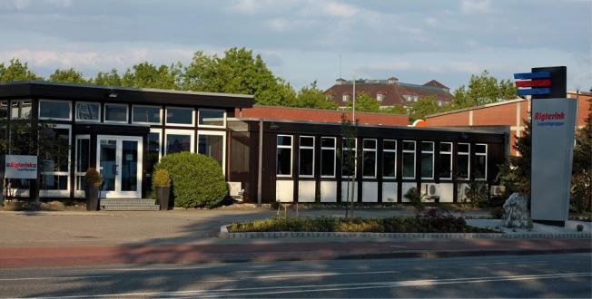 Rigterink Logistikgruppe Nordhorn - Hauptsitz Nordhorn