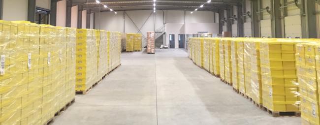Rigterink Logistikgruppe Nordhorn - Standort Schüttorf