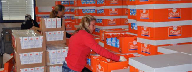 Rigterink Logistikgruppe Nordhorn - Standort Schwieberdingen