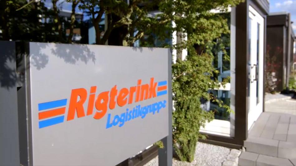 Rigterink Logistikgruppe, Spedition Nordhorn - Standorte
