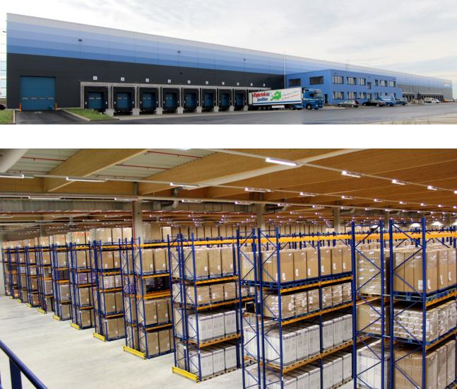 Rigterink Logistikgruppe Nordhorn - Bollberg