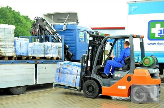 Rigterink Logistikgruppe Nordhorn - Deula