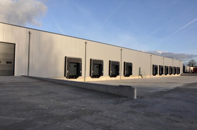 Rigterink Logistikgruppe Nordhorn - Schüttorf